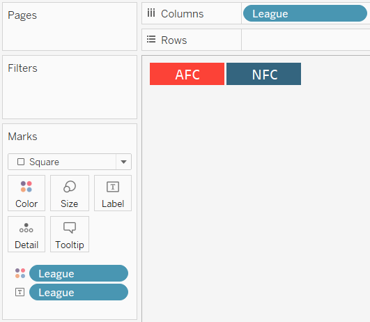 Tableau League Controller Sheet