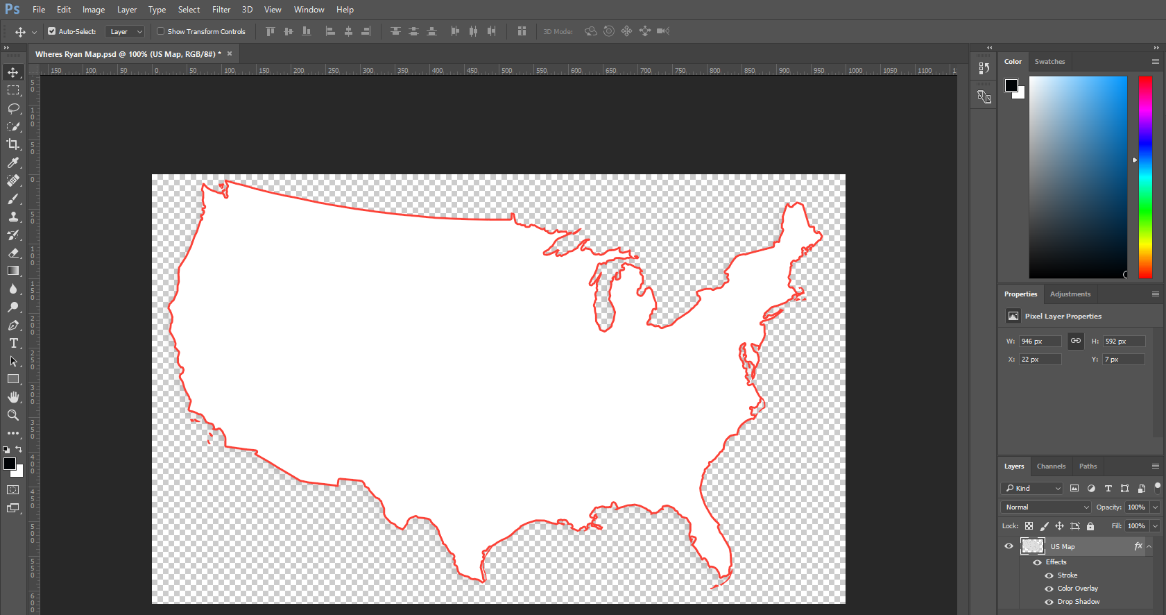 How to Make a Custom Map in Tableau Ryan Sleeper