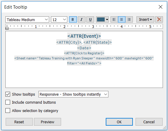 Setting Max Height and Width of Viz in Tooltip
