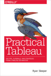 Practical Tableau by Ryan Sleeper Book Cover