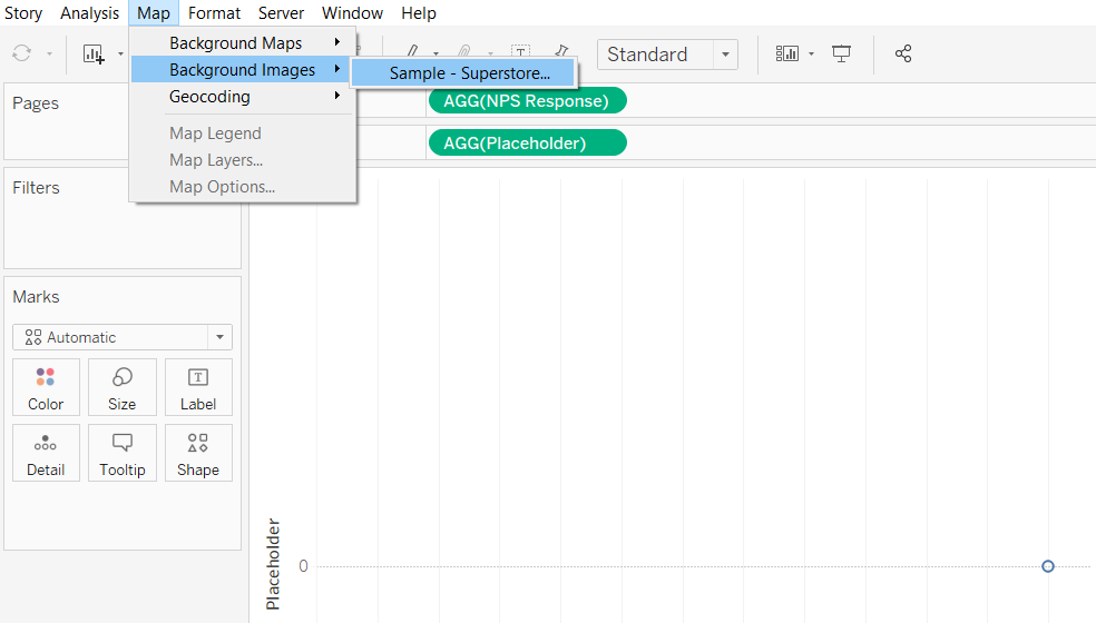 Adding a Custom Background Image in Tableau