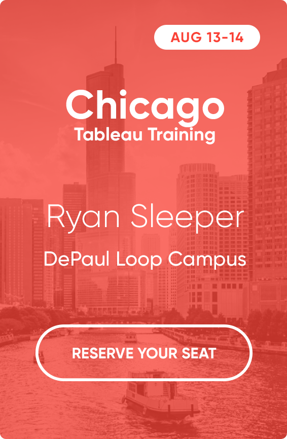 Chicago Tableau Training with Ryan Sleeper Aug 13-14 2019@2x