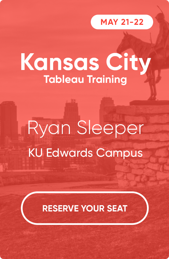 Kansas City Tableau Training with Ryan Sleeper May 21-22 2019@2x
